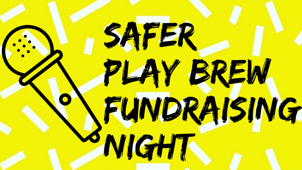 Safer Play Brew Fundraising